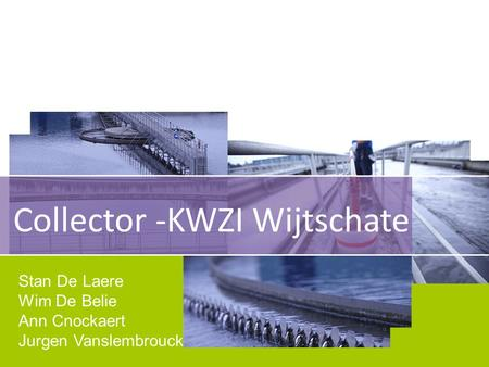 Collector -KWZI Wijtschate