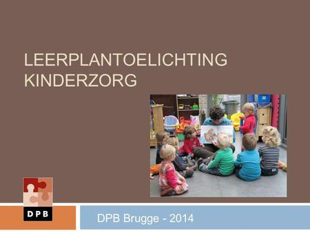 Leerplantoelichting Kinderzorg