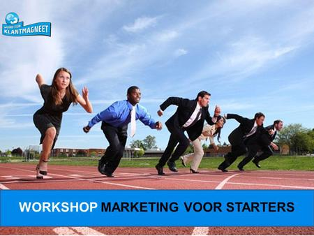 WORKSHOP MARKETING VOOR STARTERS. Agenda: 1………………………………………. 2………………………………………. 3………………………………………. 4………………………………………. 1. WIE IS FREEK? 2. DE BASIS VAN JE.