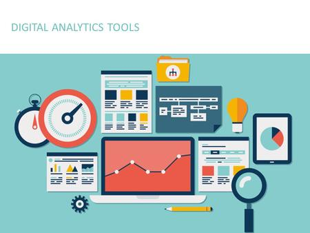DIGITAL ANALYTICS TOOLS. 2 DIGITALE MEDIA - METEN.