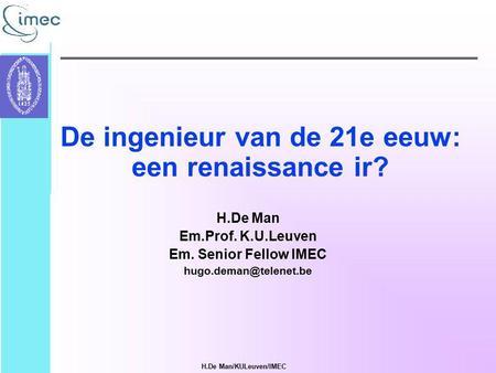 De Faculteit Bouwkunde Technische Universiteit Eindhoven Annelies (J.E ...: slideplayer.nl/slide/2132190