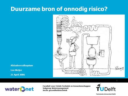 Duurzame bron of onnodig risico?