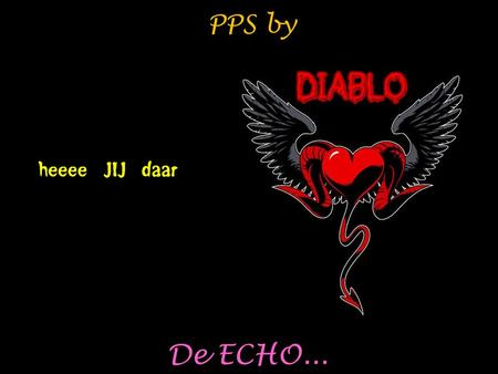 PPS by De ECHO....