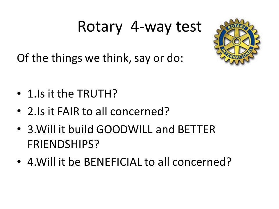 Zo ja: Voor de integere uitoefening van mijn beroep zijn de 4 vragen bruikbaar.