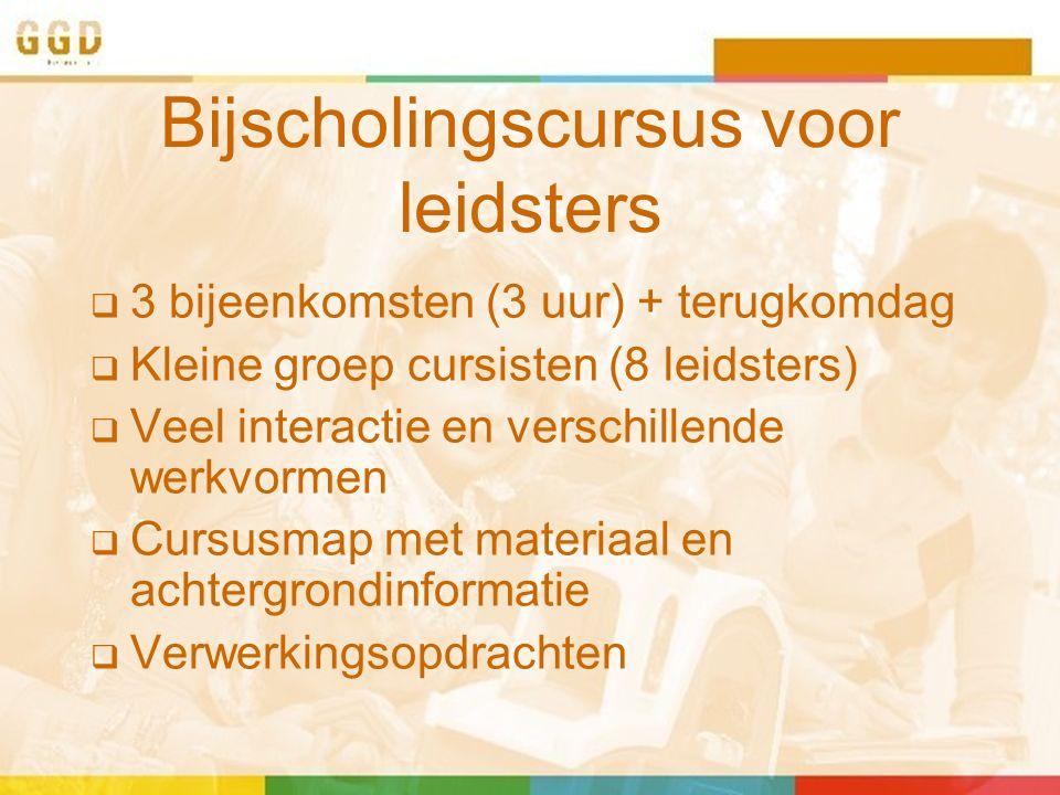 Cursus inhoud  Bijeenkomst 1: meertaligheid  Bijeenkomst 2: spraak / taalontwikkeling 0 – 4 jaar  Bijeenkomst 3: schadelijk mondgedrag / stotteren