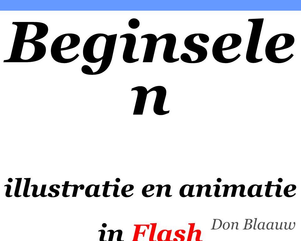 28/8/07Mediamatic Maatwerk   Flash Illustratie en Animatie  BeeldMediaTechnologie/Interaction Design '91-'96  Freelancer '96 –'97  Vormgever Lectric '96 –'00  Vormgever Animator bij IJsfontein '00-'07 Een paar voorbeelden van het werk van Don (later meer) Wie is Don Blaauw??