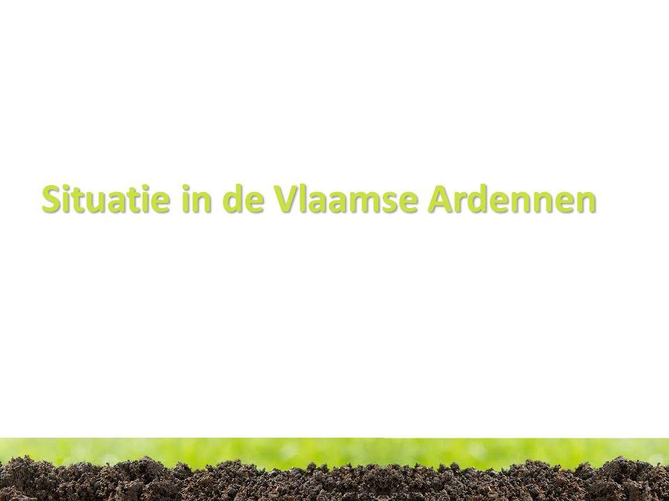 Landbouwbedrijven in Vlaamse Ardennen