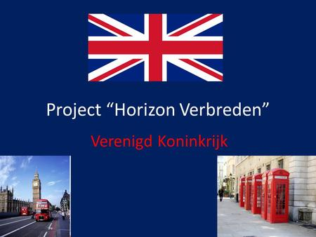 "Project ""Horizon Verbreden"""