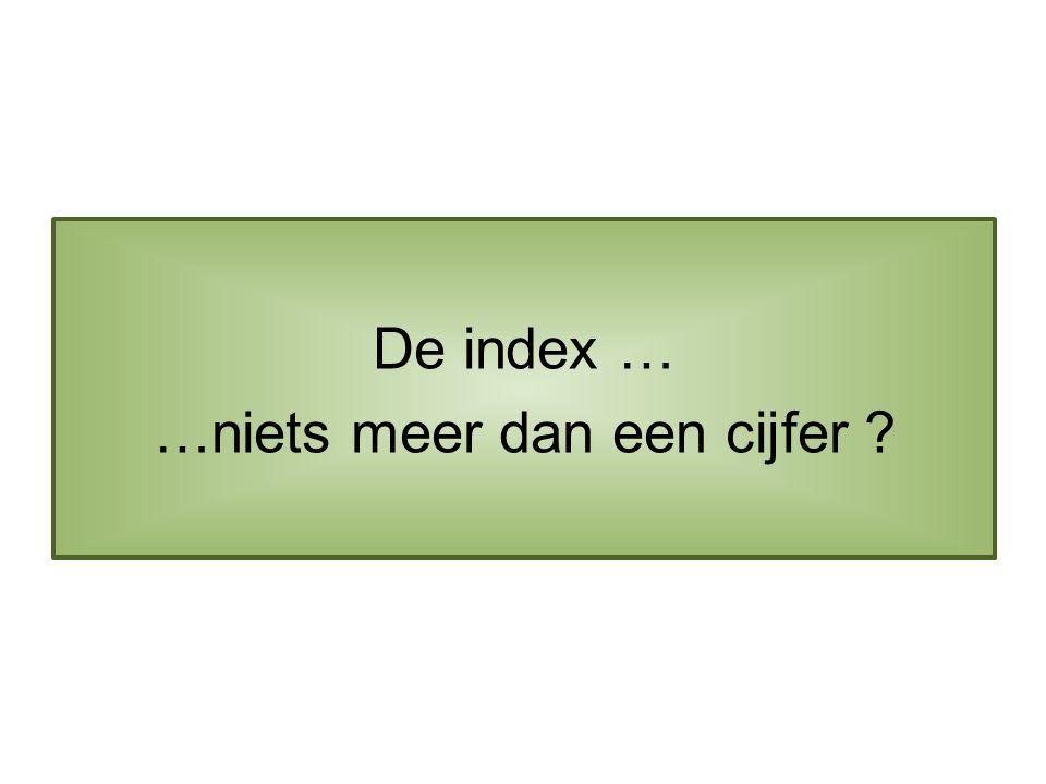 Consumptieprijsindex de prijsevolutie van goederen en diensten consumptie gezinnen indexkorf stijging prijzen korf  stijging index