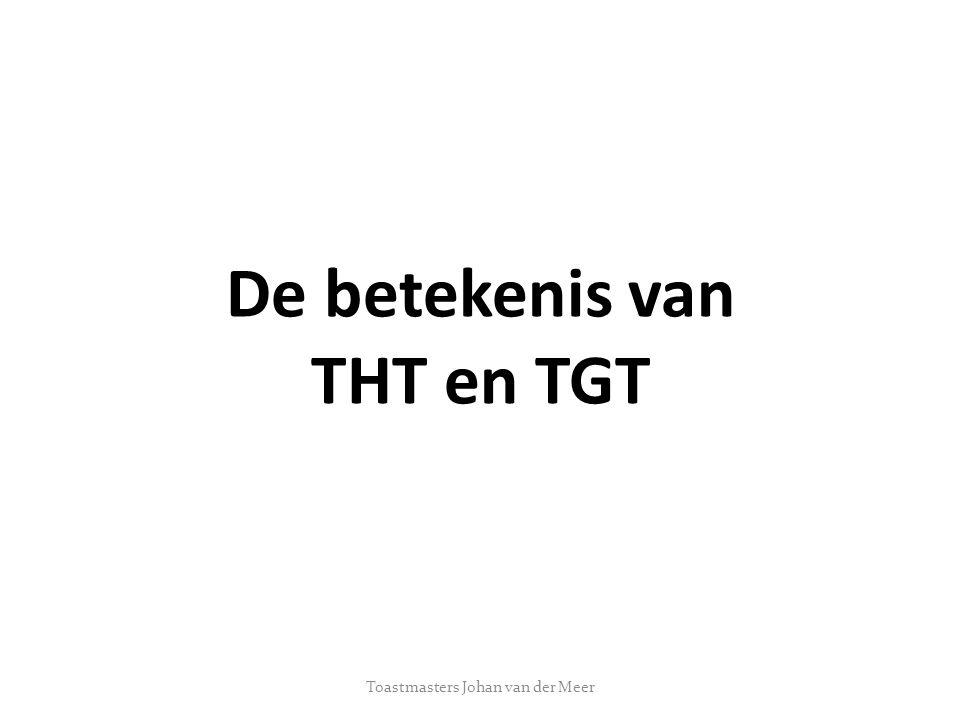 Tenminste Houdbaar Tot (THT) Bij een THT-datum is het dus verstandig om op je zintuigen af te gaan, en de datum verder te negeren.