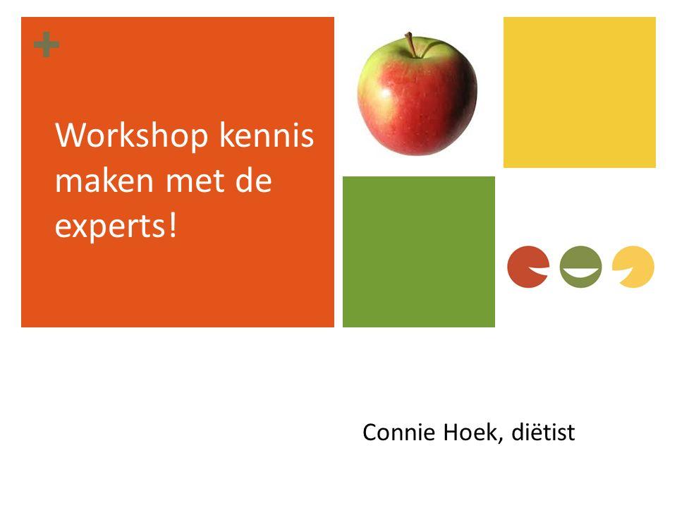 + Regio Zuid Holland Noord Zelfstandig gevestigde diëtist en poh somatiek Connie Hoek & Nicole de Groot