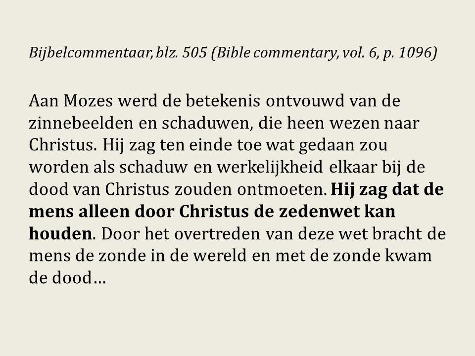 … Christus werd de verzoening voor de zonden van de mens.