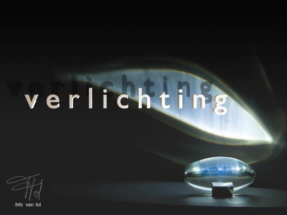 invloed van licht op de mens v e r l i c h t i n g het lichtstappenplan kleurweergave van licht lichtbronnen soorten van lichtverspreiding