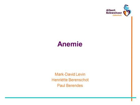 Mark-David Levin Henriëtte Berenschot Paul Berendes