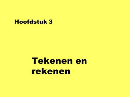 Hoofdstuk 3 Tekenen en rekenen. Klasse- en methode-header methode uit de klasse Graphics andere methoden uit Graphics import java.awt.Graphics; import.