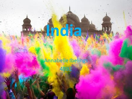 India Annabelle Ibelings 4BB2.