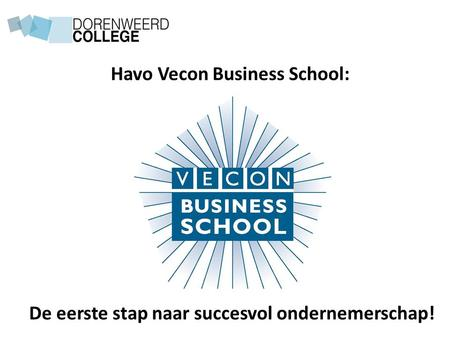 Havo Vecon Business School: