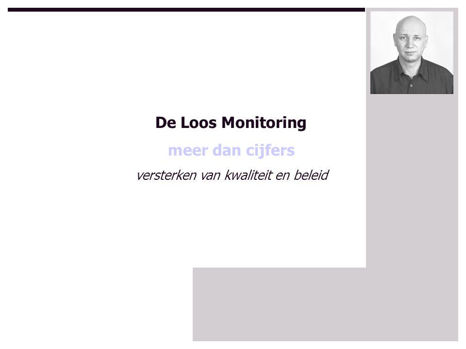 De Loos Monitoring samenvatting van studies