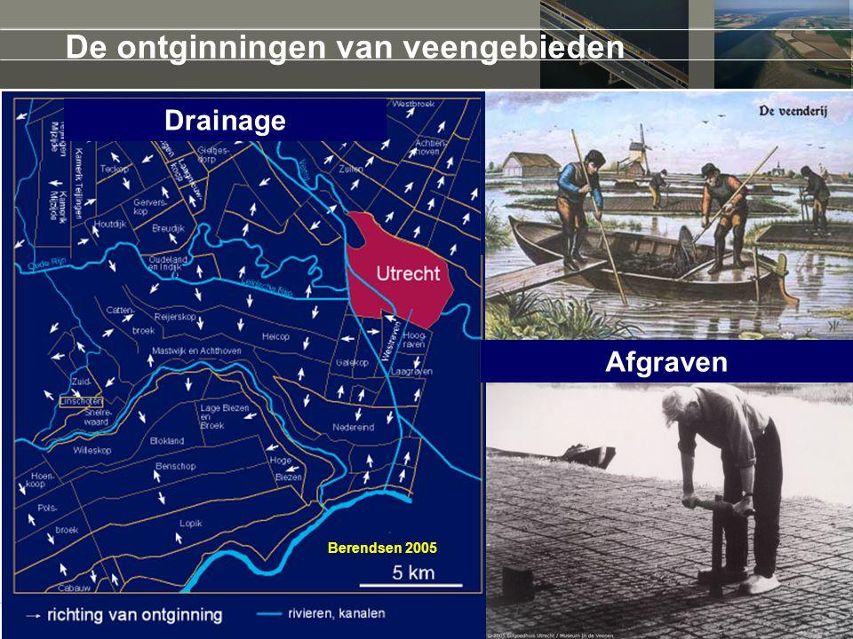 22 juni 2014 Doel van het onderzoek Nederland is gekenmerkt door: Het voorkomen van grote hoeveelheden veen (organische stof) in de ondergrond van West- en Noord-Nederland (de kuststreek) Een lange intensieve landgebruikgeschiedenis: sinds ca.