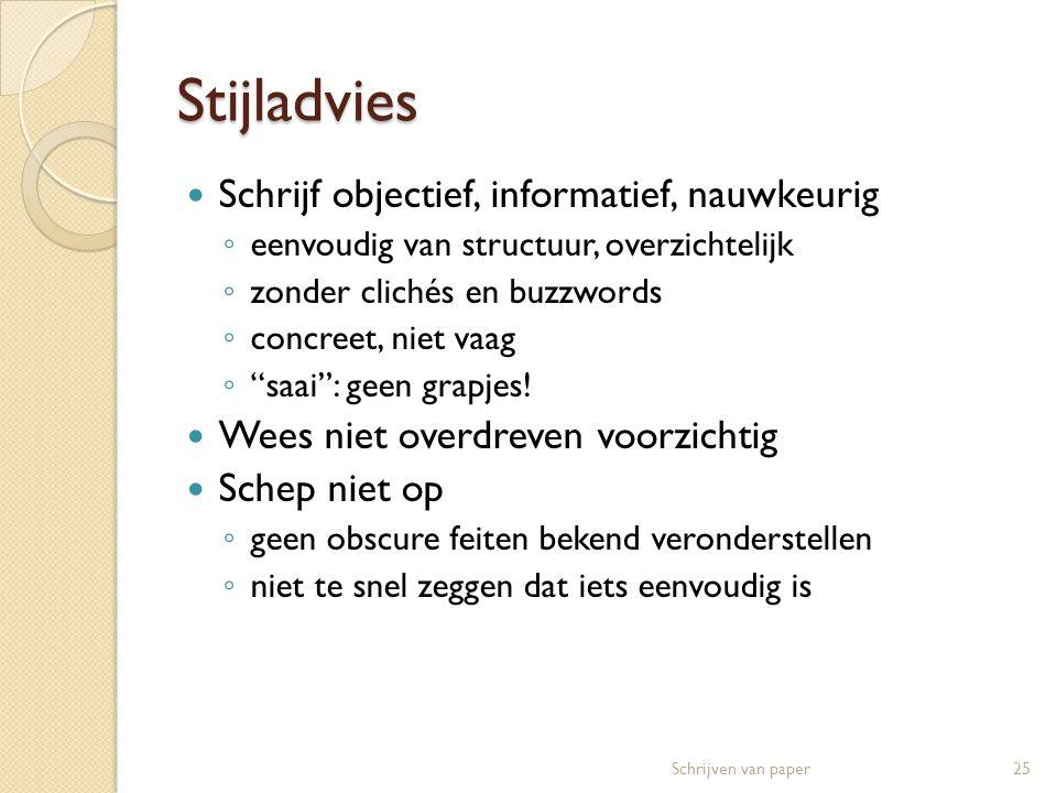 Taal  Nederlands  Brits Engels  Amerikaans Engels 26Schrijven van paper