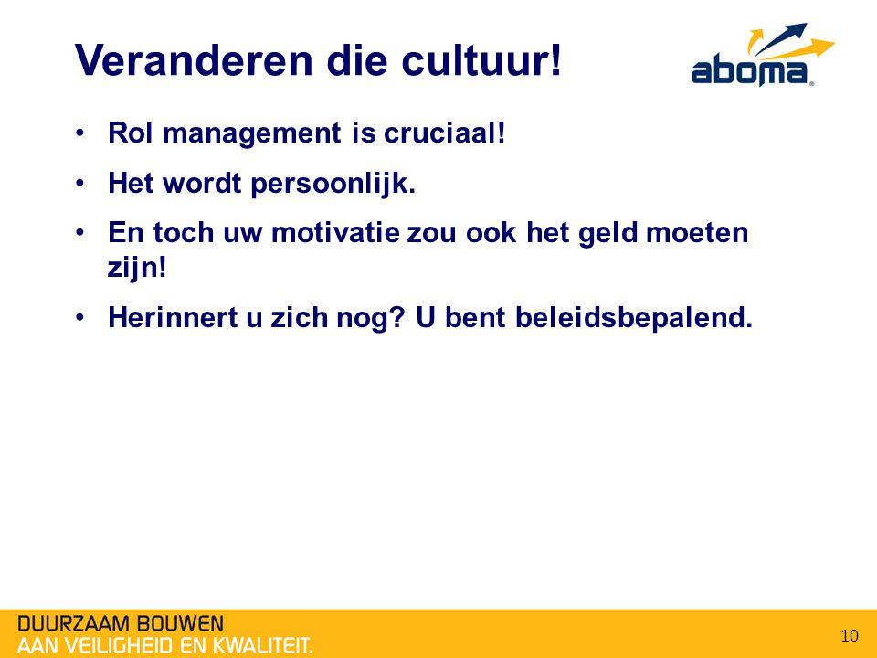 Management in de bouw •Overontwikkeling aan harde managementkwaliteiten •Onderontwikkeling van zachte leiderschapscompetenties •Onderzoek geeft een laag tot gemiddelde ontwikkeling van leiderschapscompetenties aan.