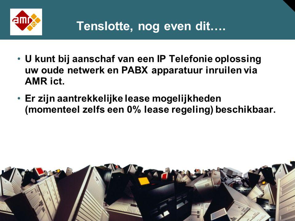 35 © 2006 Cisco Systems, Inc. All rights reserved. NL sales IP-C V1.2 BDM/Nederlands Business cases