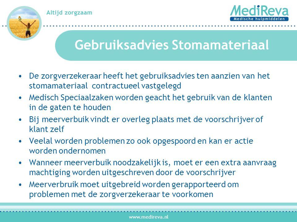 www.medireva.nl Bedankt voor uw aandacht !