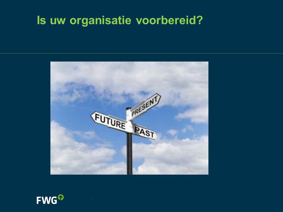 FFH: HR vooraan bij besluitvorming over organisatieontwerp