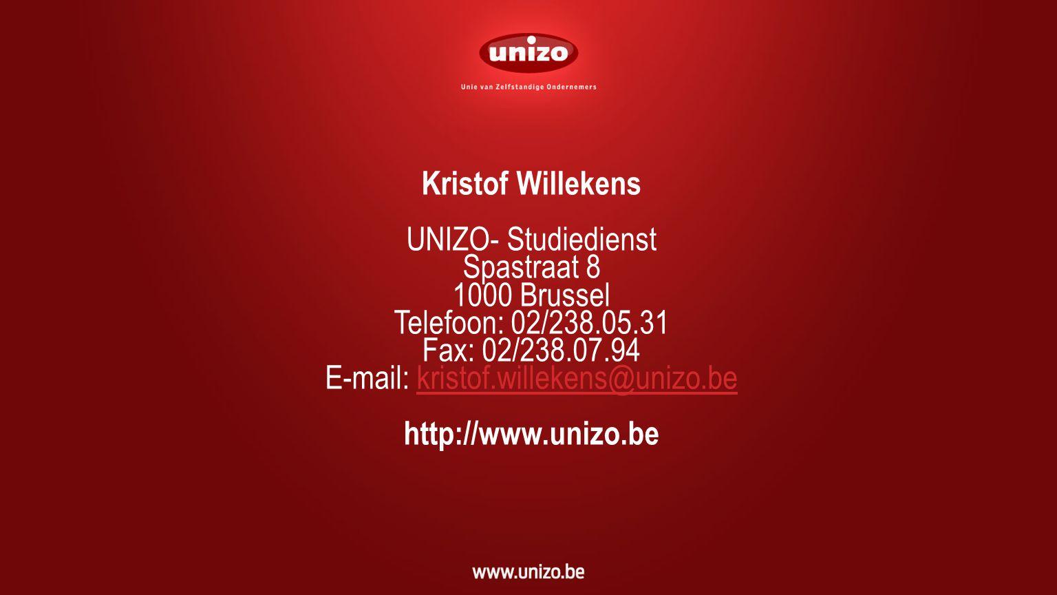 80 www.unizo.be UNIZO Kennisnet