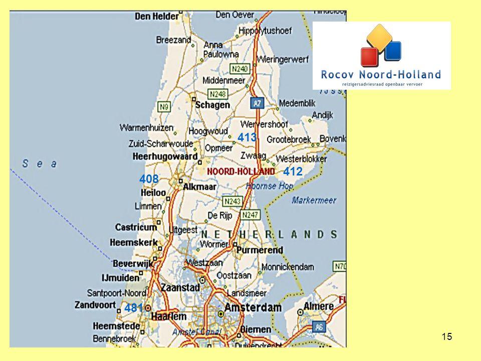 16 Mogelijke toekomstige lijnen Haarlem Spaarndam Halfweg Weesp Nederhorst dB Hilversum Hilversumse Meent - Bussum Muiden Muiderberg Bussum Bennebroek Heemstede Grootschermer Driehuizen Alkmaar Waarland Heerhugowaard Ursem Wervershoof Andijk Bovenkarspel