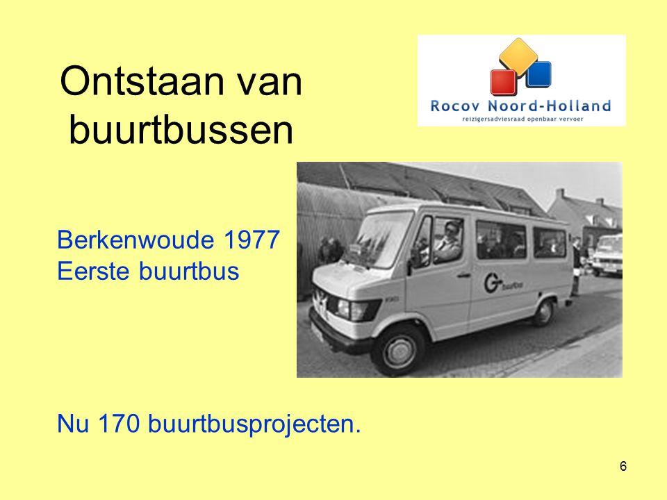 7 Onderdeel van busconcessie