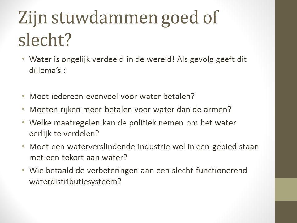 Oplossing water problemen.Wat is de oplossing. Duurzaam omgaan met water.