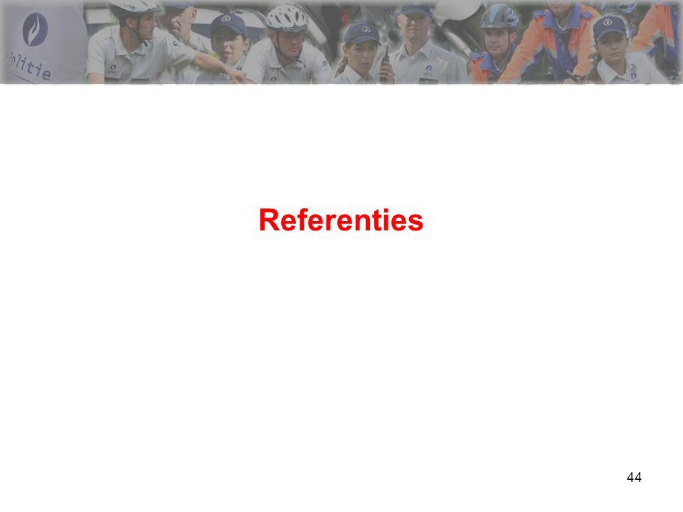 45 Referenties > Wettelijke basis Wet van 16 maart 1968 betreffende de politie over het wegverkeer; Koninklijk besluit van xx xxxxxxx 2010 betreffende het model en de toepassingsregels van de gestandaardiseerde checklist tot vaststelling van indicaties van tekenen van recent druggebruik in het verkeer; Koninklijk besluit van xx xxxxxxx 2010 xxx ter uitvoering van de wet van 31 juli 2009 tot invoering van speekseltesten op drugs in het verkeer wat de regeling van de speekselanalyse, de bloedproef en de erkenning van de laboratoria betreft; Koninklijk besluit van 04 juni 1999 betreffende de bloedproef met het oog op het bepalen van het gehalte van andere stoffen dan alcohol die de rijvaardigheid beïnvloeden; Ministerieel van xx xxxxxxxxx xxxx tot vastlegging van de modaliteiten tot erkenning als laboratorium voor speeksel- en bloedanalyse op drugs in het verkeer.