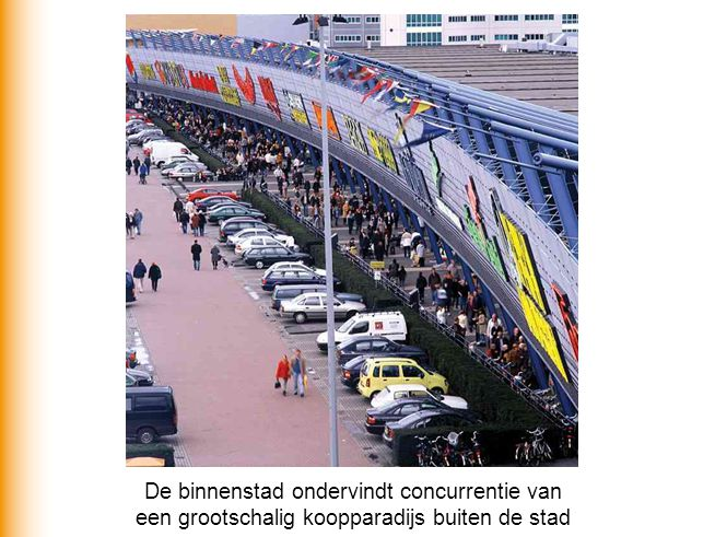Alexandrium in Rotterdam is zo´n grootschalig koopparadijs.