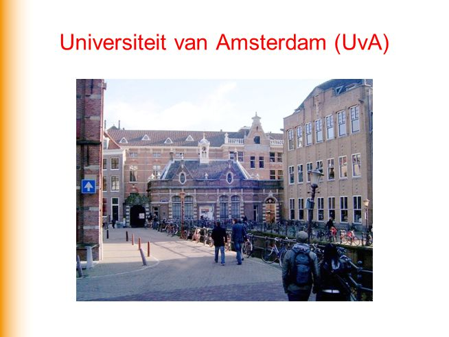 Universiteit van Amsterdam Waarom wil de UvA misschien uit het centrum van de stad weg.