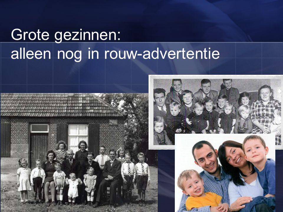 Bevolkings-opbouw Nederland 1970 20122040