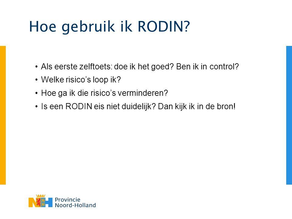 RODIN 1.1 Vastgesteld beleid 2.systeem- functionaliteit en systeeminrichting Niet alleen DMS .