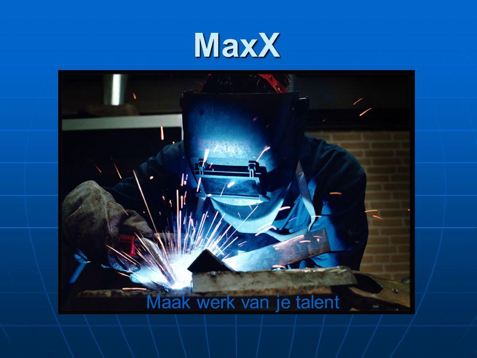 Toelating tot MaxX Onder Instroom Indicatiecriteria Indicatiecriteria 1.