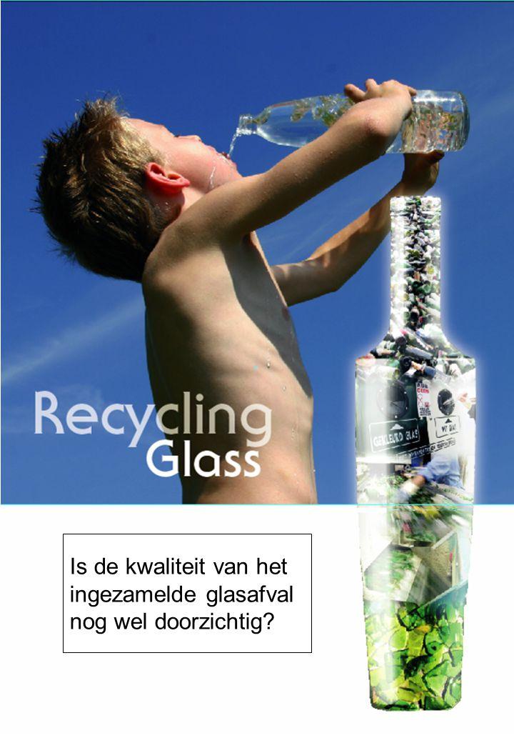 Glas is een materiaal van chemische samenstelling.