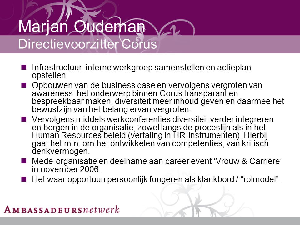 Coks Stoffer Managing Director Cisco Systems Int.B.V.