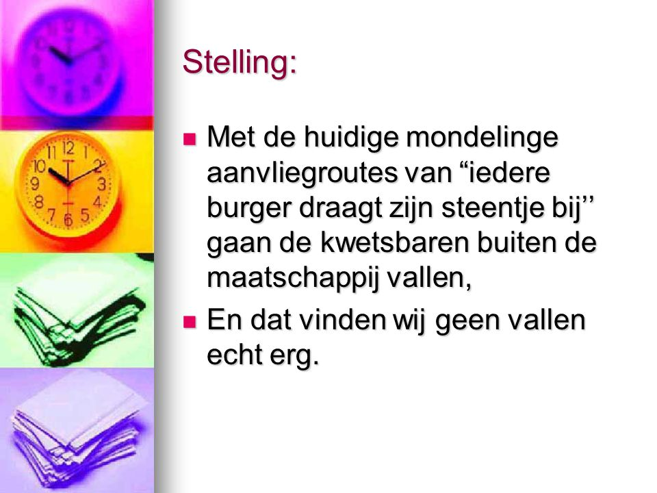Vragen? E: sa.vandemerwe@rotterdam.nl sa.vandemerwe@rotterdam.nl