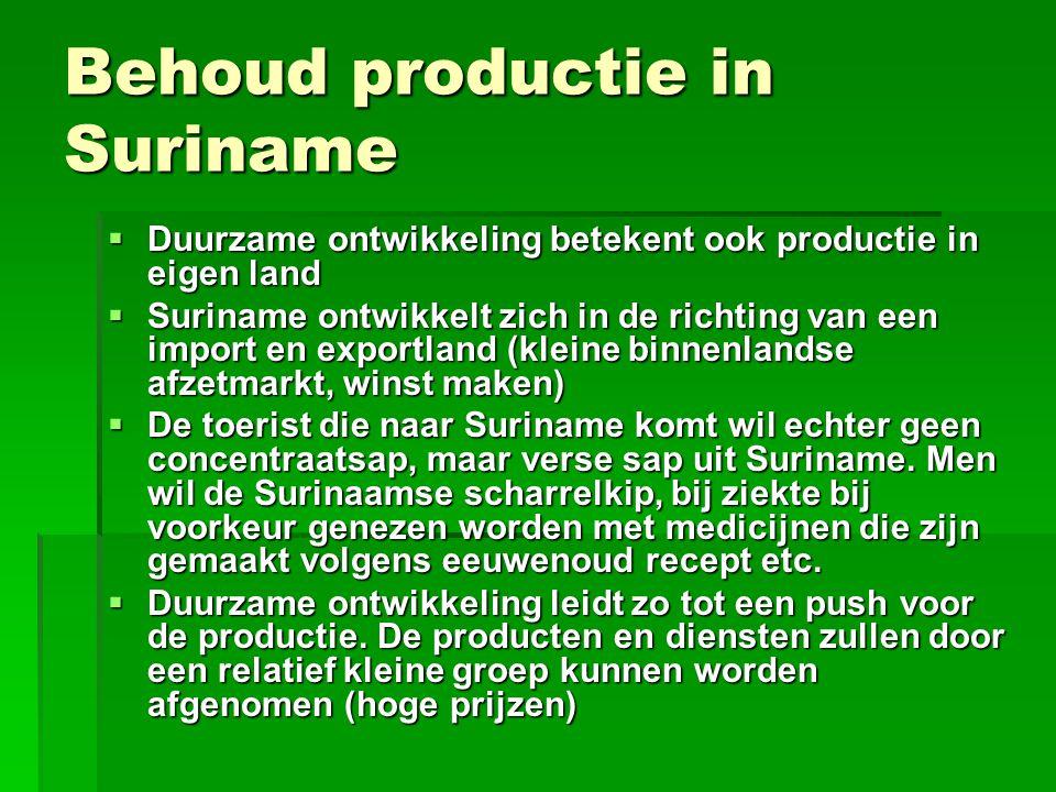 Suriname/Nederland  Achtergronden oprichting d'ONS/geschiedenis van mijn familie en mijn persoonlijke drijfveren  Eind 2006 ontstond het idee om Suriname een impuls te geven in de richting van economische ontwikkelingen met een duurzaam karakter  Nederland en Suriname hebben eeuwen oude banden.