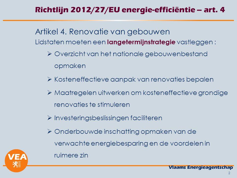 3 Richtlijn 2012/27/EU energie-efficiëntie – art.