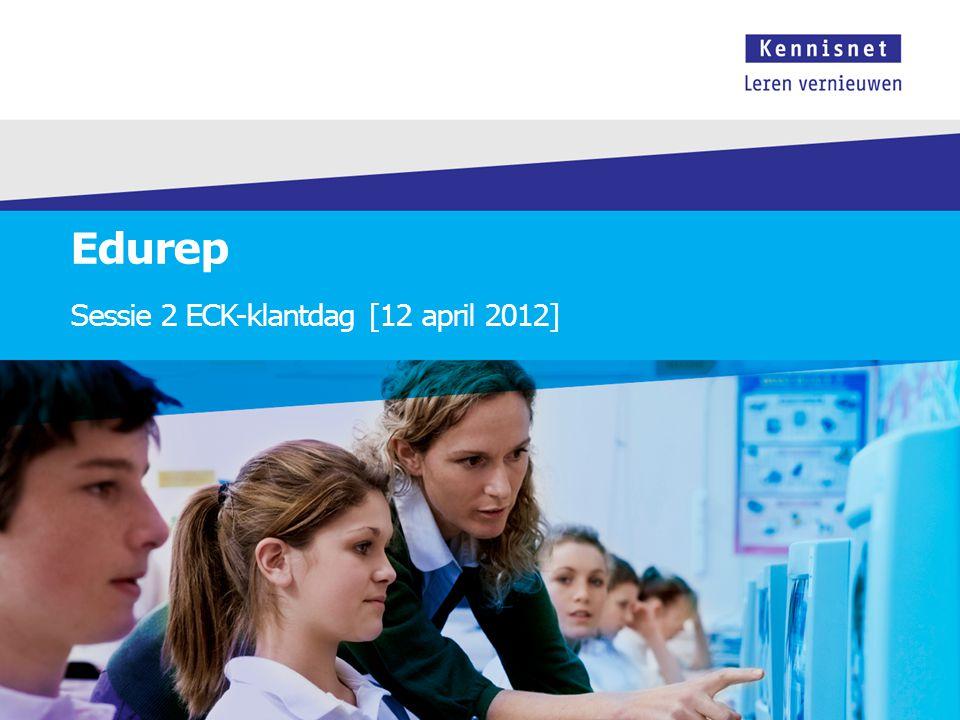 Presentatie Overview activiteiten Edurep 2012 Definitie Wat is metadateren.