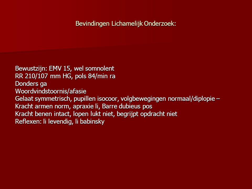 5) Diagnose.