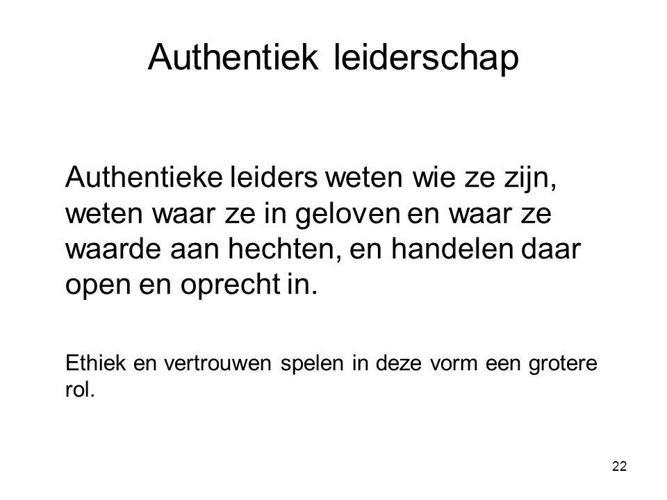 23 Attributietheorie over leiderschap Leiderschap is niet meer dan een kenmerk dat mensen aan anderen toeschrijven.