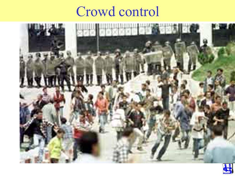 Crowd control