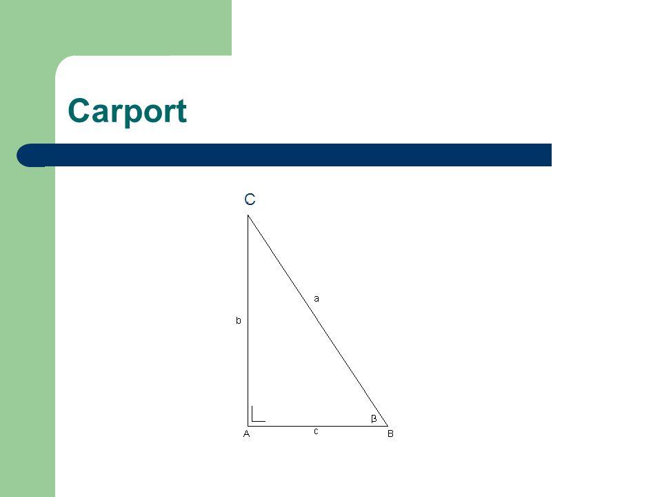 sin β = overstaande rechthoekszijde / schuine zijde cos β = aanliggende rechthoekszijde / schuine zijde tan β = overstaande rechthoekszijde / aanliggende rechtshoekszijde cotan β = aanliggende rechthoekszijde / overstaande rechthoekszijde