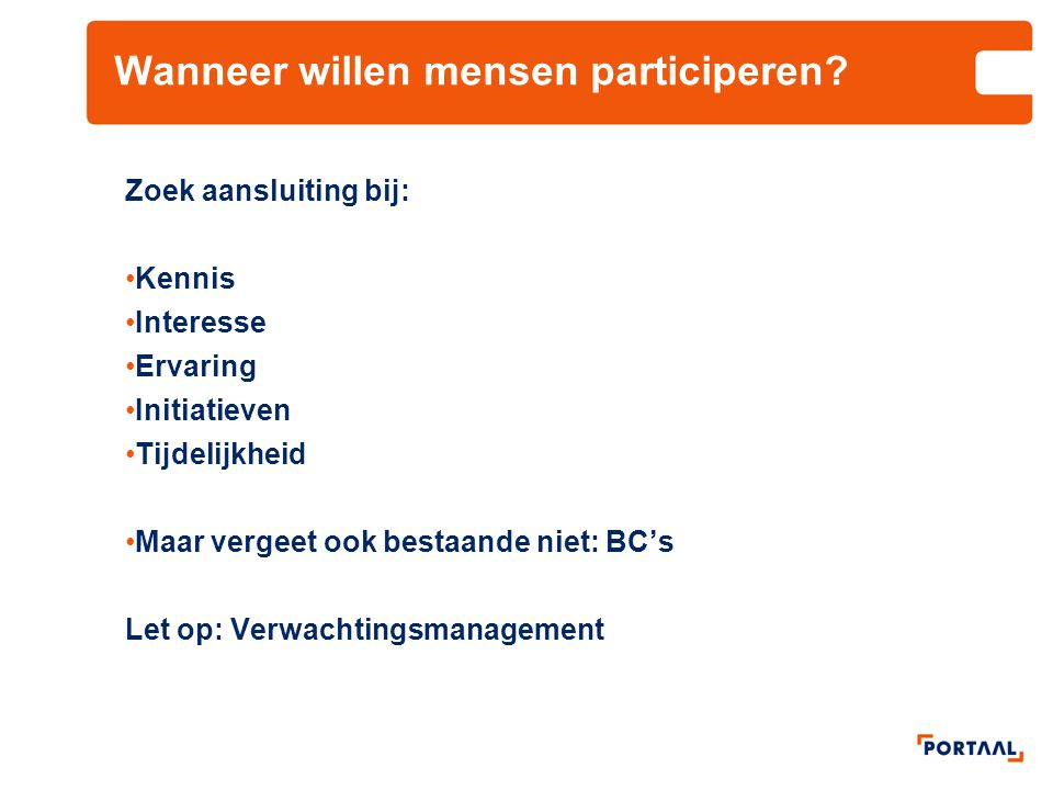 Strategisch thema ondernemingsplan: