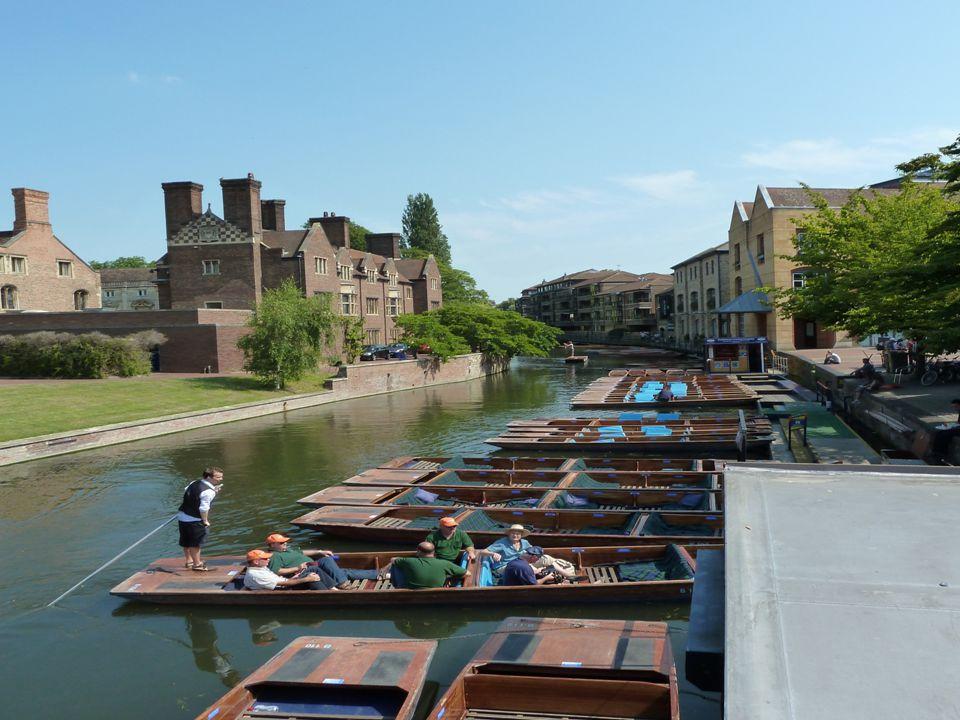 Ik vond het super om in Cambridge te mogen zijn geweest.